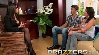 (Charley-Chase,-Raylene-Ramon)---Threesome-Therapy---Brazzers