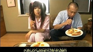 Shino-Nakamura-Asian-model-gets-her-cunt-cream-filled