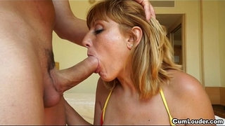 Busty-Milf-with-Big-Ass-fucking-a-Monster-Dick