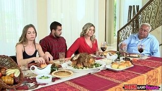 Moms-Bang-Teen---Naughty-Family-Thanksgiving