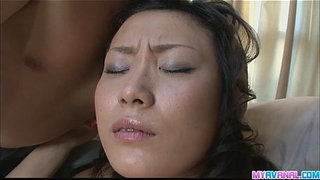 Asian-hottie-Hitomi-gets-nasty-with-two-fat-salami