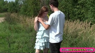 Busty-pale-teenager-fucked-outdoors