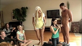 BRANDI-BELLE---Group-Of-Girls-Learn-How-To-Suck-Dick-And-Get-Some-Practice