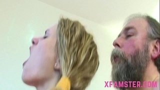 Old-young-fuck-scene-cumshot-on-chest-of-young-tiny-lolita-stepdaughter