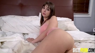 Shae-Celestine-her-Stepdaddy-in-Mommys-Bed