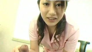Beautiful-Japanese-nurse-give-you-masturbation.AVI