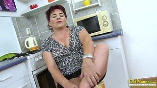 OldNannY-Mature-Lady-Pleasing-Her-Pussy-with-Toy