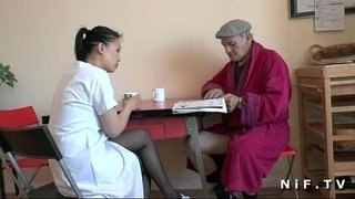 French-old-man-Papy-Voyeur-doing-a-young-asian-nurse