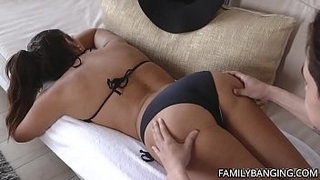 Big-Ass-MILF-With-Big-Natural-Tits-Gets-Her-Pussy-Massaged-Before-Getting-Fucked-Hardcore-By-Her-Stepson