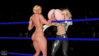 wrestling-catfight-3d-3