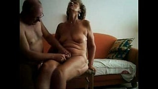 Pervert-granny-fingered-hard.-Amateur-older