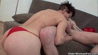 Mom's-meaty-pussy-lips-feel-so-good-around-your-cock