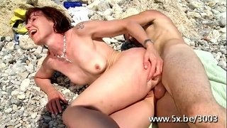 Joyce-a-mature-analfucked-outdoor