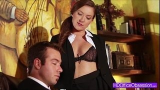 Brunette-secretary-Maddy-OReilly-gets-fucked-hard-by-his-boss