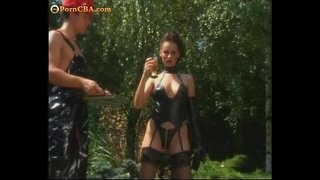 Maya-Gold's-outdoor-Anal-Party