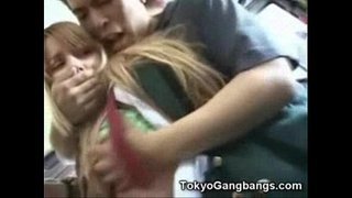 Teen-Schoolgirls-Abused-and-Molested-in-Public-Bus-by-Asian-Guys-2