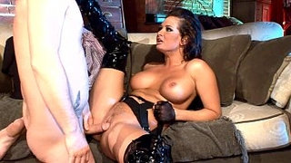 Busty-milf-fucking-in-thigh-high-boots-and-gloves