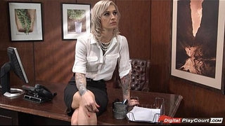 Busty-doctor-Kleio-nailed-in-the-ass